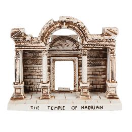 Dekoratif Hadrian Tapınağı 13x15 cm