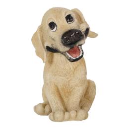 Vitale Pretty Mutlu Köpek Biblo 9x15 cm AK.BZ0131