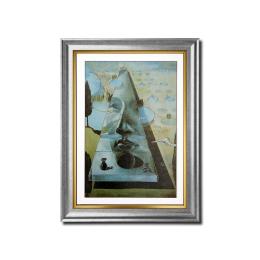 Vitale Piramit Çerçeveli Tablo 45x60 cm AK.DD0154