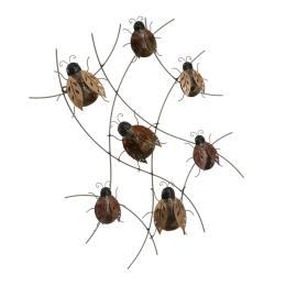 Vitale Lux Uğur Böcekleri Duvar Panosu 78x85 cm AK.DE0082