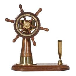 Vitale Patna Pusulalı Dümen Kalemlik 12x15 cm AK.DU0022