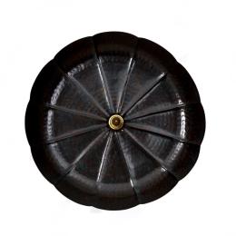 Vitale Agra Metal Dekoratif Kase 50x8 cm AK.DV0008