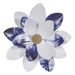 Vitale Lima Çiçek Dekoratif Obje 27x27 cm AK.GW0022