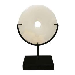 Vitale Marble Dekoratif Biblo 20x29 cm AK.IE0028