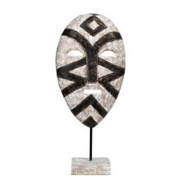 Vitale Dekoratif Maske 13x52 cm AK.IT0001